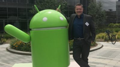 Andreas Ebert bei Google, explainity