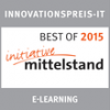 BestOf E-Learning 2015 für explainity