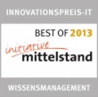 Inovationspreis IT 2013