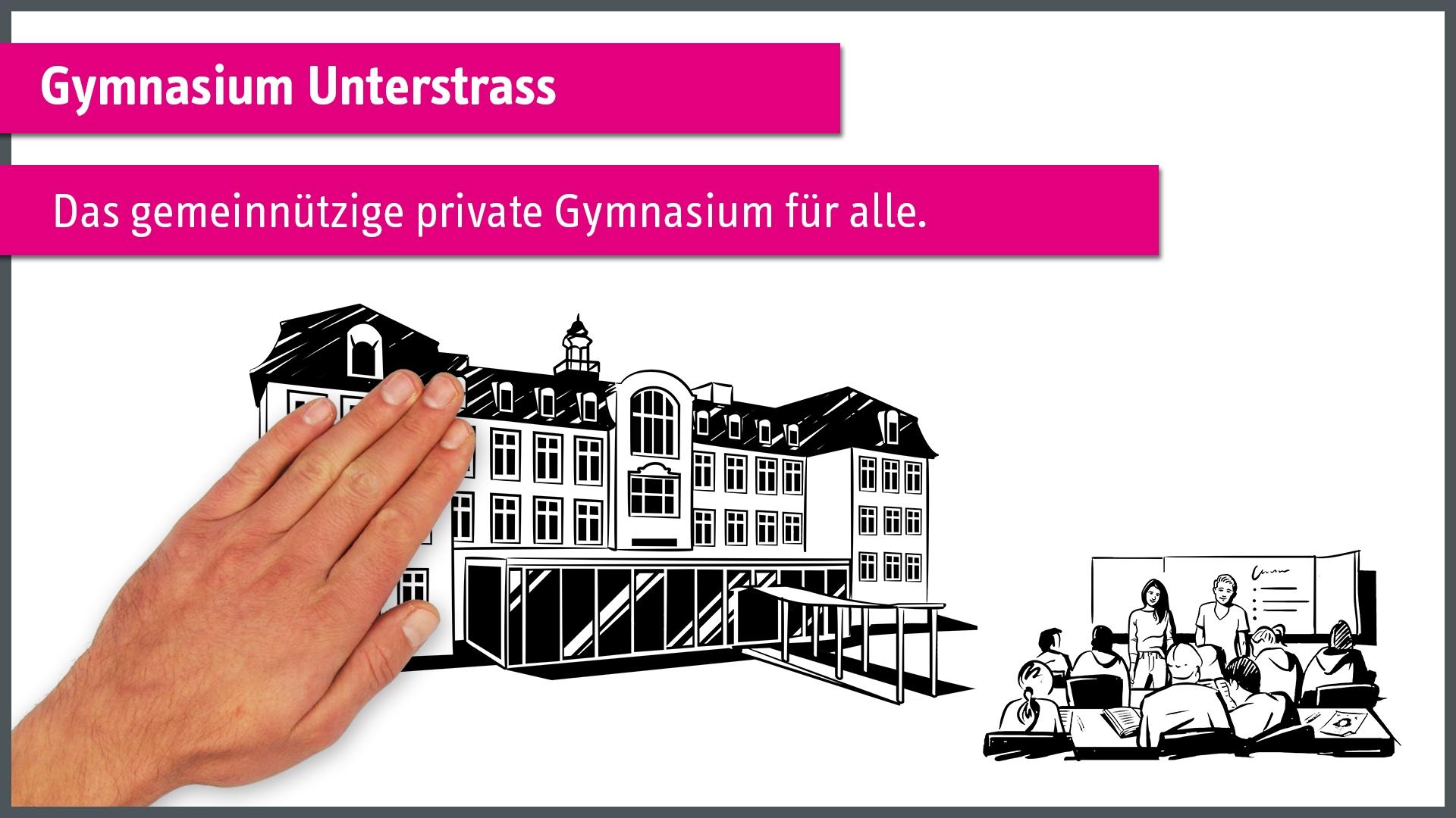 """""""Gymnasium Unterstrass"""" einfach erklärt"""