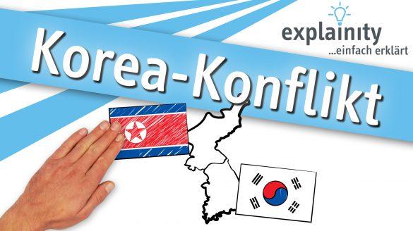 Korea Konflikt erklärt von explainity