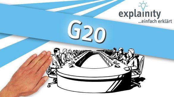 G20 einfach erklärt von explainity