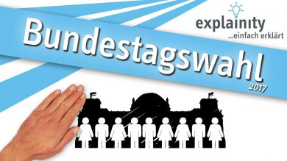 Bundestagswahl 2017 einfach erklärt von explainity
