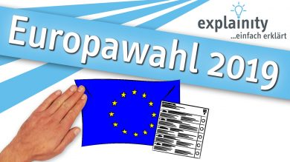 Europawahl 2019 Explainity Thumbnail