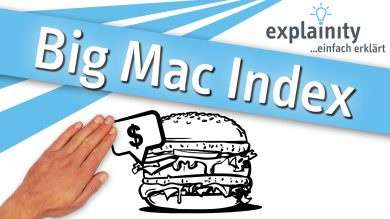 Big Mac Index 2020 Explainity Thumbnail
