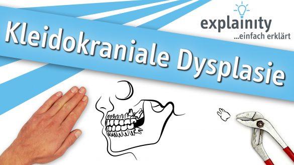 Kleidokraniale Dysplasie Explainity Thumbnail 2019